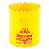 Serra Copo Bi-Metal Fast Cut 1.9/16 Pol. - STARRETT-FCH0196-G