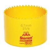 Serra Copo Bi-metal  de 67mm Fast Cut - FCH - STARRETT-FCH0258-G