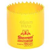 Serra Copo Bi-Metal Fast Cut 1.13/16 Pol. - STARRETT-FCH1136-G