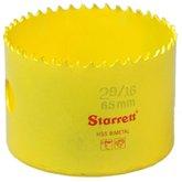Serra Copo Bi-Metal de 65mm  - STARRETT-KSH0296-S