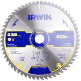 Disco de Serra Circular para Máquinas Portáteis de 9.1/4 Pol. 60 Dentes - IRWIN-14114