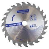 Disco de Corte Serra Circular 7.1/4 Pol - 24 Dentes - TRAMONTINA-42580124