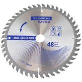 Disco de Corte para Serra Circular 7.1/4 Pol - 48 Dentes - TRAMONTINA-42580148