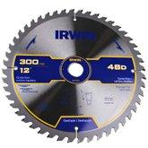 Serra Circular para Máquinas Estacionárias de 300mm x 30mm - IRWIN-14309