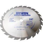 Serras Circulares Classic Serie para Máquinas Estacionárias de 350mm x 30mm  - IRWIN-14311