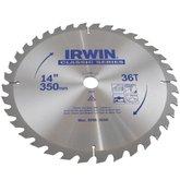 Serras Circulares Classic Serie para Máquinas Estacionárias de 350mm x 30mm - IRWIN-14312