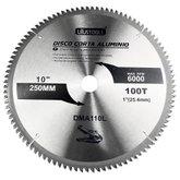 Disco de Serra para Cortar Alumínio de 10 Pol. - UYUSTOOLS-DMA110L