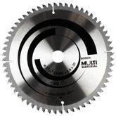 Disco de Serra Circular Multimateriais 7-1/4 Pol. - BOSCH-2608642193