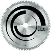 Disco de Serra Circular Multimaterial 10 Pol. 80 Dentes - BOSCH-2608642201