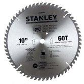 Disco de Serra Esquadria de 10 Pol. 60 Dentes - STANLEY-STA7770
