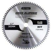 Disco de Serra para Cortar Alumínio 80 Dentes de 12 Pol. - UYUSTOOLS-DMA812