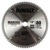 Disco de Serra Circular de 12 Pol. para Madeira - 80 Dentes - DEWALT-DW03150
