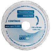 Disco de Corte Diamantado Contínuo 4.3/8 Pol. Modelo Standard - TRAMONTINA-42594504