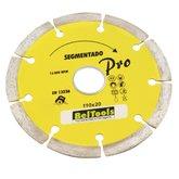 Disco de Corte Diamantado Segmentado 110x 20mm  - BELTOOLS-DISC-CORT110X20