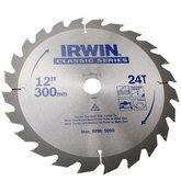 Serras Circulares Classic Serie para Máquinas Estacionárias de 300mm x 30mm - IRWIN-14307