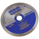 Disco Diamantado Contínuo Liso Premium 180mm x 25,00mm - IRWIN-8944