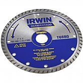 Disco Diamantado Turbo de 180mm x 25,4mm - IRWIN-8951