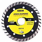 Disco de Corte Diamantado Turbo 4.1/2Pol. - UYUSTOOLS-DDU116