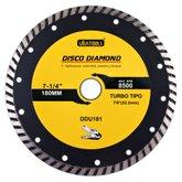 Disco de Corte Diamantado Turbo 7.1/4Pol. - UYUSTOOLS-DDU181