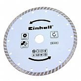 Disco 200 x 25,4 mm de Corte Turbo Diamantado - EINHELL-4301175