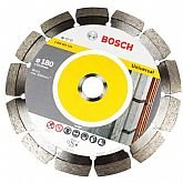 Disco Diamantado Segmentado Univesal 180mm - BOSCH-2608602194