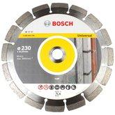 Disco Diamantado Segmentado Univesal 230mm - BOSCH-2608602195