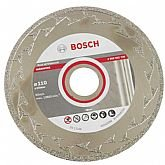 Disco Diamantado Liso para Mármore 110mm - BOSCH-2608602726