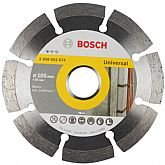 Disco Diamantado Segmentado Univesal 105mm  - BOSCH-2608603674