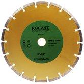 Disco Diamantado Segmentado de 9 x 7/8 Pol.  - ROCAST-34.0005