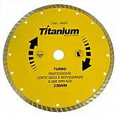Disco Diamantado Turbo 9 Pol. - TITANIUM-4622