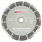 Disco Diamantado de 180mm para Concreto - HESSEN-20939