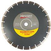 Disco Diamantado Segmentado 350mm x 12mm para Asfalto - HESSEN-20944