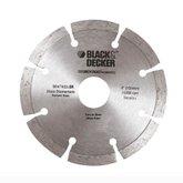 Disco Diamantado Segmentado 4 Pol. - BLACKDECKER-BD47402L
