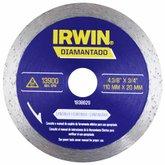 Disco Diamantado Contínuo 4.3/8 Pol. - IRWIN-1938629