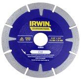 Disco Diamantado de 4.3/8 Pol. Segmentado CVI - IRWIN-1938628