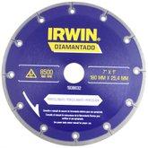 Disco Diamantado para Porcelanato 7 Pol. - IRWIN-1938632