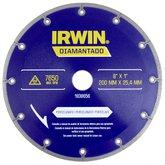 Disco Diamantado para Porcelanato 8 Pol. - IRWIN-1938656