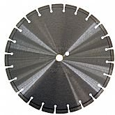 Disco Diamantado Segmentado para Cortadora de Piso 350 x 25,4 mm - EMIT-EC-DCS350