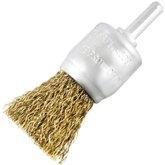 Escova Para Acabamento De Aço Latonada 24 mm e Fio 0,3 - LOYAL-03700600503