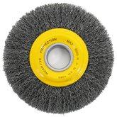 Escova Circular em Aço - Fio 0,3mm 6x3/4 Pol. - TRAMONTINA-42602102