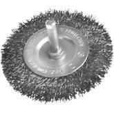 Escova Circular Arame Ondulado com Haste 0,3 mm 3 x 1/4 Pol. - TRAMONTINA-42607103