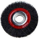 Escova Circular em Aço Carbono de 6x1 Pol. - LOYAL-04401006