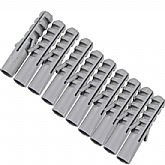 Bucha de Fixação 8 mm com 10 Peças  - VONDER-2894008089