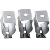 Abraçadeira em Aço Carbono tipo Chaveta 3/4 Pol. - 3 Peças - TRAMONTINA-56138103