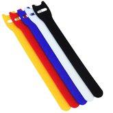 Fitas para Agrupamento 12mm x 15cm Multicolor - 5 Unidades - BEMFIXA-5136