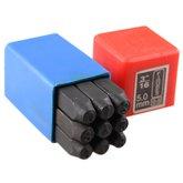 Jogo de Algarismos para Marcação 5 mm - LOYAL-00300100401