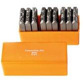 Jogo de Punções Alfabéticos 6mm - TRAMONTINA PRO-44480206