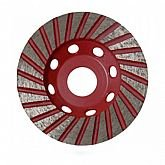 Disco de Desbaste Diamantado 180mm para Concreto - HESSEN-27840
