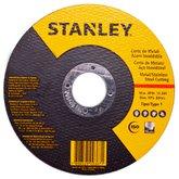 Disco Abrasivo de Corte para Aço Inox de 4.1/2 Pol. - STANLEY-STA8061