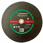 Disco de Corte para Aço Carbono e Metais de 300 x 3,2 x 25,4mm - CARBOGRAFITE-010593610